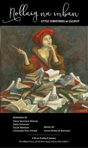 Reading at Lilliput Press