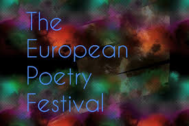 Reading at the European Poetry Festival 2019