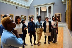 Diversifying Art Museum Leadership Initiative Fellow 2018 and 2019